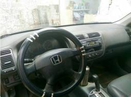 Honda Civic Automático Muito Bem Conservado - 2003