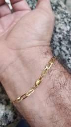 Pulseira de ouro 3.1 gramas apenas venda