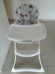 Cadeira de alimentação Burigotto unissex Branca