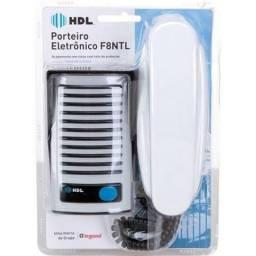 Kit Porteiro Eletrônico + Interfone + Protetor