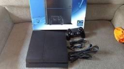 Console Sony PlayStation 4 500gb Nota e Garantia