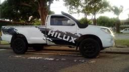 Hilux 4x4 cab.simples - 2011