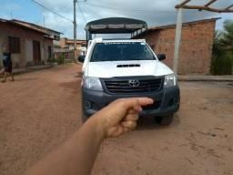 Toyota Hilux Cs 2013 - 2013