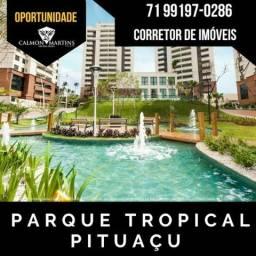 Parque Tropical - 4 Suítes pronto para Morar em Patamares - 3 Vagas. R$ 749 MIL
