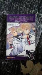 Mangá Vampire Knight Vol.3