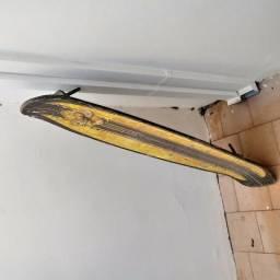 Shape skate long board