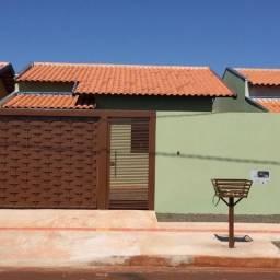 Casa nova e ampla para financiar no Minha Casa da Caixa - Resid Esplanada