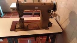Maquina costura Singer coluna