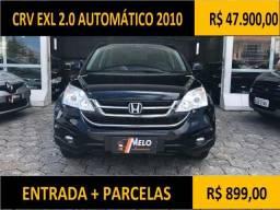 CR-V EXL 2.0 Automático 2010 - 2010