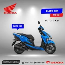 Elite 125 - 0 Km - 2019 - 2019