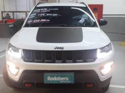COMPASS 2017/2018 2.0 16V DIESEL TRAILHAWK 4X4 AUTOMATICO - 2018