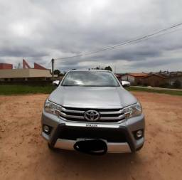 Toyota hilux srv 2016/2017 - 2016
