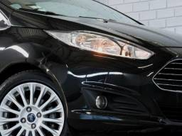Ford Fiesta Titanium New Fiesta 1.6 16v 2015 - Impecável - 2015