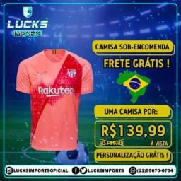 249e7ba8f07fb Camisas De Time (Clubes Europeus e Clubes Nacionais)