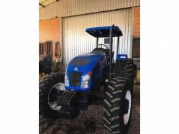 Trator New Holland Tl75E Ano 2015