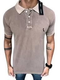 Camisas de Marca na Promoção