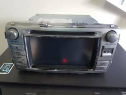 Radio Cd play Pioneer Original Toyota Hilux
