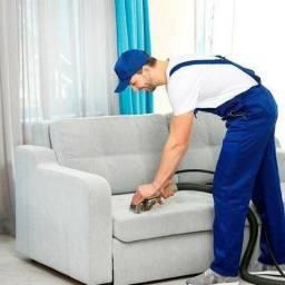 Prestador Serviços - Higienização Sofas