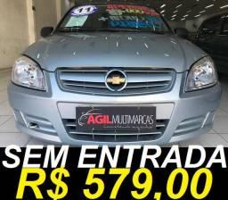 Chevrolet Celta Spirit 1.0 Flex 2011 Baixo Km Ùnico Dono