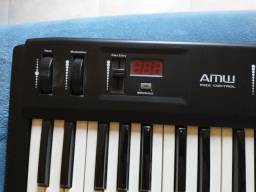 Controlador Midi AMW