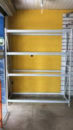 Porta Pallet / Prateleiras aço