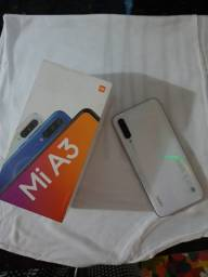Xiaomi mia3 128 gigas , completo por 1350 reais , divido no cartão