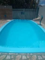 Aluguel casa com piscina 6 quartos Ponta de Pedras