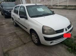 Renault Clio Sedan 2006 (leia A Descrição)