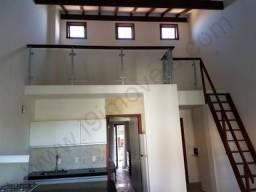 Apartamento para venda 1 suíte e mezanino - Taiba beach resort - Vista mar