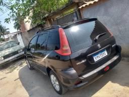 Peugeot 206 sw presence gnv