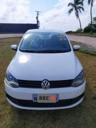 Vw - Volkswagen Fox no 11/12 completo pneus novos garantia e ipva pago