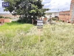 Terreno à venda em Conjunto habitacional alexandre urbanas, Londrina cod:739