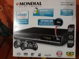 DVD novo na caixa R$ 180 e RACK CUSTA R$ 200.