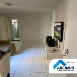 Condomínio Janaina - 2/4, 1º Andar, Nascente, 44m² (Todo Mobiliado) - Serraria