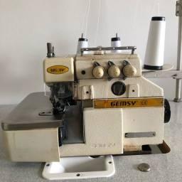 Máquina de costura Overloque Industrial