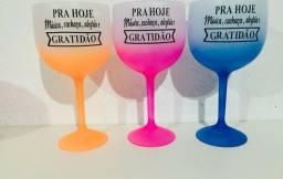 Taças gin copos canecas