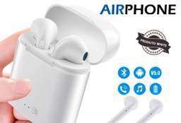 Fone de ouvido airphone