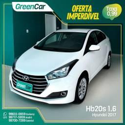 Hyundai hb20s 1.6 2017