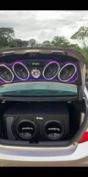 Honda Civic - Mais Parcelas - 2013