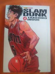 Mangá Slam Dunk vol. 4