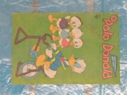 Gibi Pato Donald ano 1971