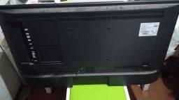 Smart tv Samsung 40 com tela quebrada