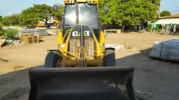Retro Escavadeira Cartepillar 416E - 2013 - 4mil H