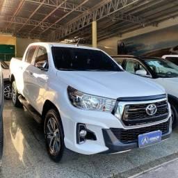 Toyota Hilux Cabine Dupla Hilux 2.8 TDI cd srv 4x4 (Aut) 2019