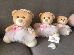 Trio de ursas bailarinas