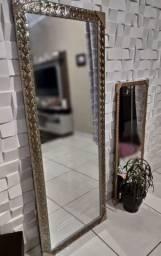 Espelho GRANDE NOVOS ( De Parede ) a Pronta entrega