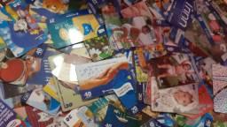 Cartões pra colecionadores