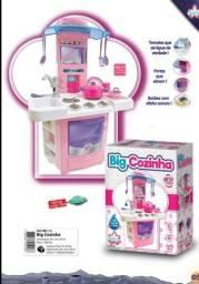 Cozinha Infantil! Apenas R$129,00