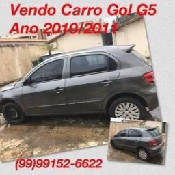 Vendo Carro Gol G5 2010/2011