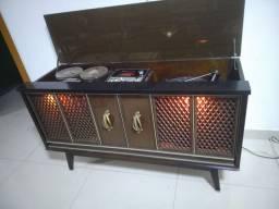 Vitrola Vintage RARIDADE Nivico Perfect Stereo JVC